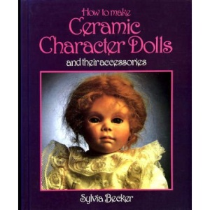 How to Make Ceramic Character Dolls and Their Accessories
