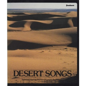 Desert Songs. Selections from the Psalms