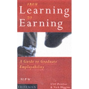 From Learning to Earning 2002: Guide to Graduate Employability