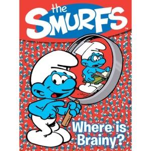 Hide & Seek: Where is Brainy? (Smurfs)
