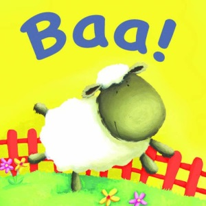 Baa (On the Farm Cloth Books S.)