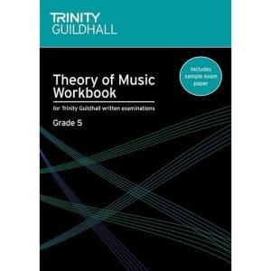 Theory of Music Workbook Grade 5 (Trinity Guildhall Theory of Music)