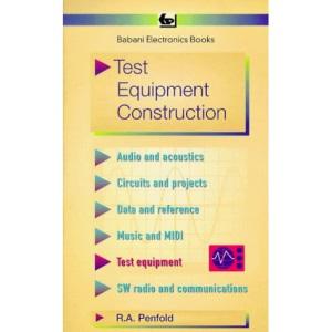 Test Equipment Construction (BP)
