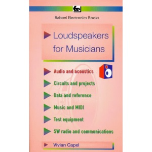 Loudspeakers for Musicians (BP)