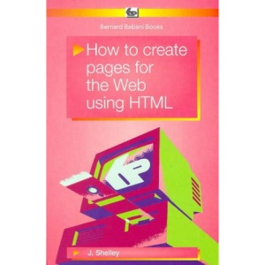 How to Create Pages for the Web Using HTML (BP)