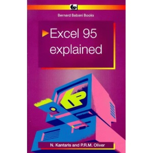 Excel 95 Explained (BP)