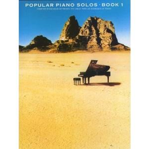 Popular Piano Solos: Book 1