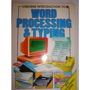 Guide to Word Processing and Typing for Beginners (Basic Guide)