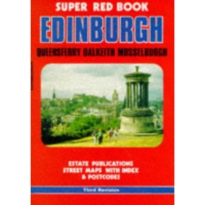 Edinburgh (Super Red Book)