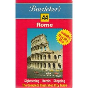 Baedeker's Rome (AA Baedeker's)