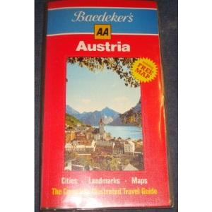 Baedeker's Austria (AA Baedeker's)
