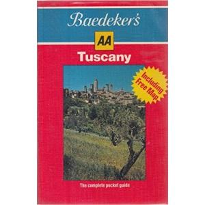 Baedeker's Tuscany (AA Baedeker's)