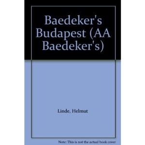 Baedeker's Budapest (AA Baedeker's)