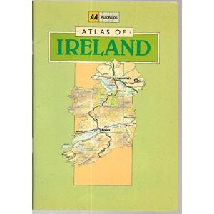 Atlas Ireland (AA automaps)