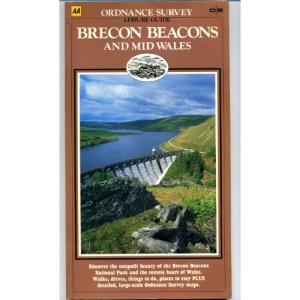 Brecon Beacons and Mid-Wales (Ordnance Survey Leisure Guide)