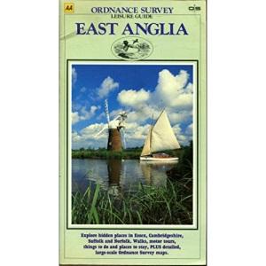 East Anglia (Ordnance Survey Leisure Guide)
