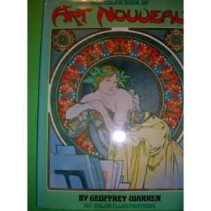All Colour Book Of Art Nouveau