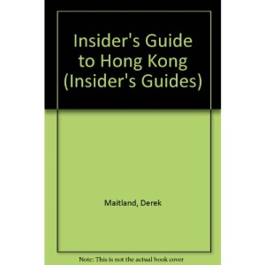 Insider's Guide to Hong Kong (Insider's Guides)