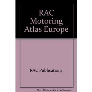 RAC Motoring Atlas Europe