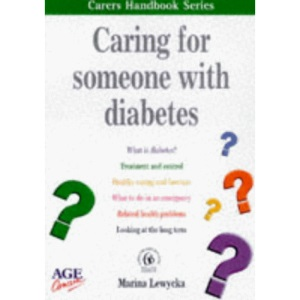 Caring for Someone with Diabetes (Carers Handbook)