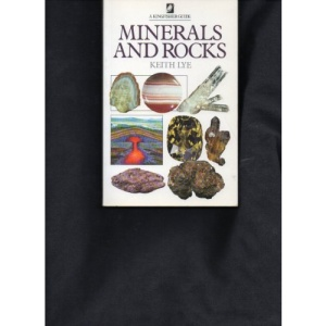 Minerals and Rocks (Kingfisher guides)