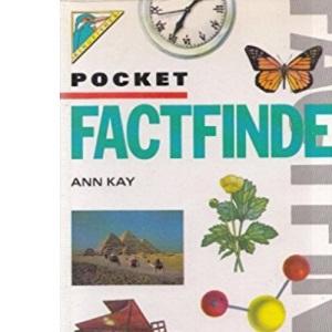 Pocket Factfinder (Kingfisher pocket books)