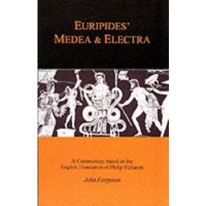 Euripides' Medea and Electra: A Companion to the Penguin Translation (Classics companions)