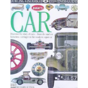 DK Eyewitness Guides: Car