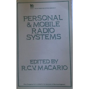 Personal and Mobile Radio Systems (IEE Telecommunications)