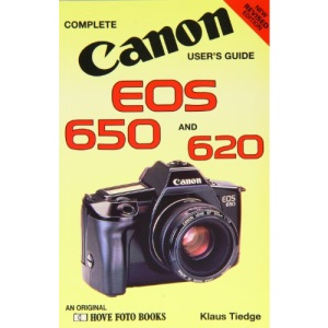 Canon Eos 650/620 (Hove User's Guide)