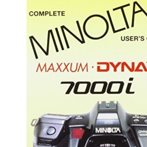 Minolta Dynax 7000i (Hove User's Guide)