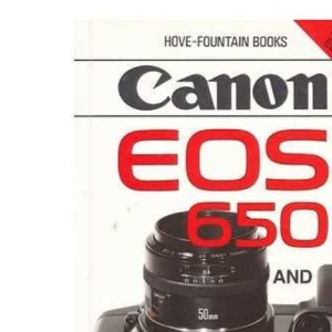 Canon EOS 650 and 620