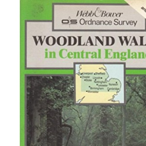 Ordnance Survey Woodland Walks: Central England