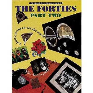 70 Years of Popular Music: 40s v. 2: (Piano/vocal/guitar)