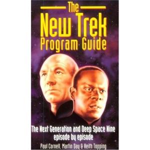The New Trek Programme Guide (Virgin)