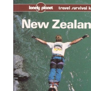 New Zealand: A Travel Survival Kit (Lonely Planet Travel Survival Kit)