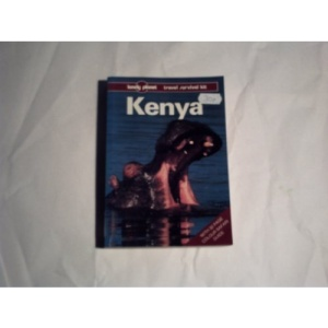 Kenya (Lonely Planet Travel Survival Kit)