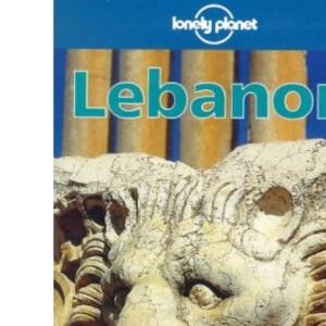 Lonely Planet : Lebanon