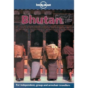 Lonely Planet : Bhutan