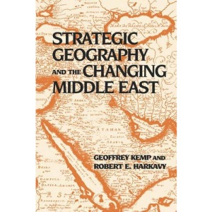 Strategic Geography and the New Middle East  (Carnegie Endowment for International Peace)