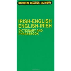 Irish Dictionary and Phrasebook: Irish-English/English-Irish (Language Dictionaries Series)