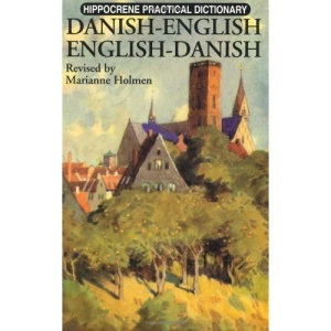 Danish-English, English-Danish Dictionary (Hippocrene Practical Dictionary)