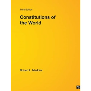 Constitutions of the World, 3rd Edition