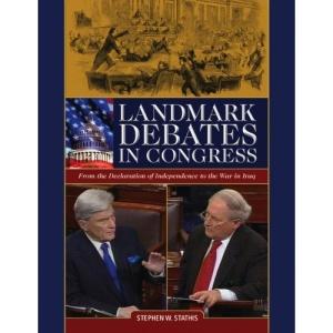 Landmark Debates in Congress