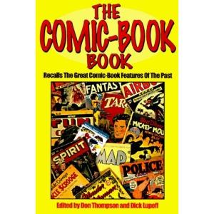 Comic-Book Book