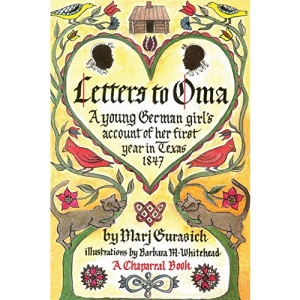 Letters to Oma (Chaparral Book)