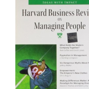 Harvard Business Review on Managing People (Harvard Business Review Paperback S.)