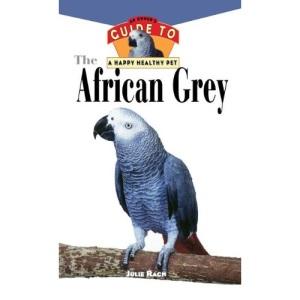 African Grey (Happy Healthy Pet)
