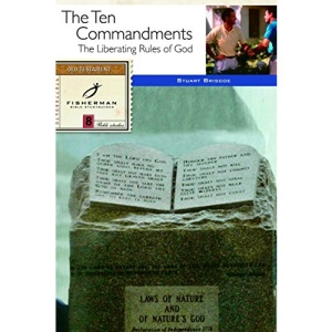 TEN COMMANDMENTS THE (Fisherman Bible Studyguides)