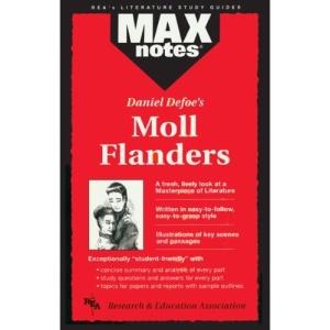 Moll Flanders (MaxNotes)